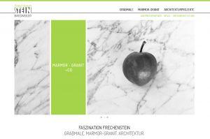 Die Website von Frechen-Stein