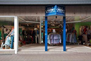 Das Geschäft von Männermode Ralf Schmitz