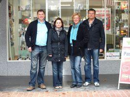 Das Team von Mobilcom Debitel Lammertz