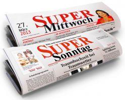 Der Super Sonntag und Super Mittwoch