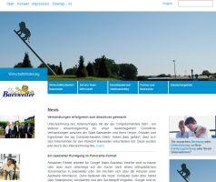 Internetauftritt Wirtschaftsförderung Baesweiler